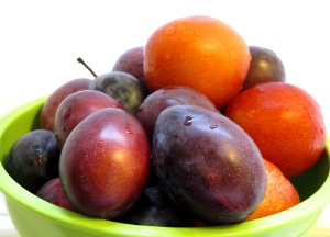 plums  enhanced