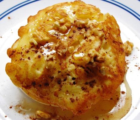 Greek Pancakes 1